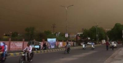 Over 75 killed as violent dust storms hit India