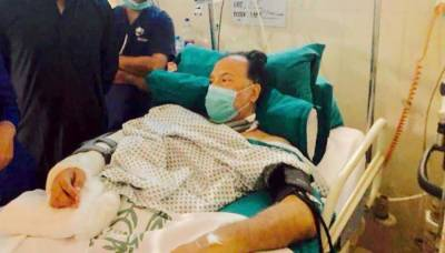 Ahsan Iqbal shifted to executive room from ICU