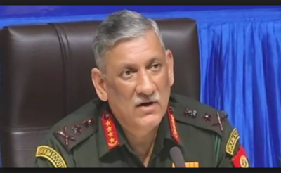Kashmiris not to confront Indian forces, freedom is not possible: Indian Army Chief