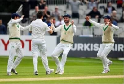 Dublin Test: Pakistan beat Ireland by five-wicket