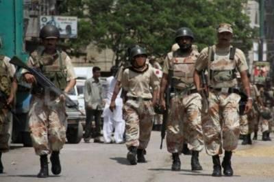 Three terrorists arrested from Dera Ghazi Khan: ISPR