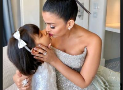 Shame on those trolling Aishwarya for kissing Aaradhya
