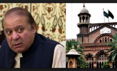 LHC rejects petitions to initiate treason case against Nawaz Sharif