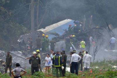 Cuba plane crash leaves 100 dead, video goes viral