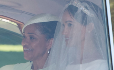 Star-studded Royal wedding of Prince Harry, Meghan Markle (Pic)