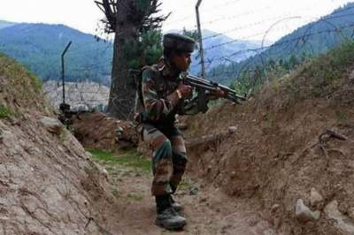Indian forces targetted civilians in unprovoked firing along Working Boundary