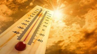 Heat wave to prevail in parts of country during next 24 hours