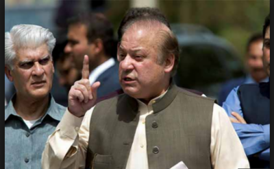 Nawaz Sharif says 'slapping is part of PTI's culture'