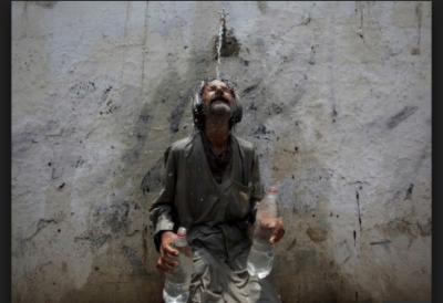Temperature reaches 43 degrees in Karachi
