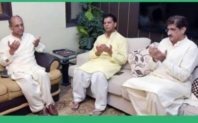 CM Sindh visits Sabika Shaikh family, condolences over loss