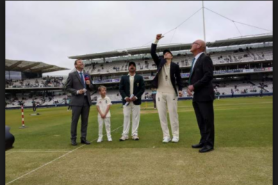 Ist Test: England win toss, opt to bat against Pakistan
