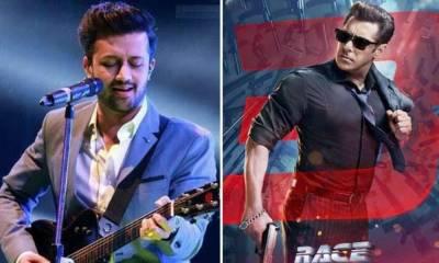 Atif Aslam's 'Selfish' for Salman is out after 'Dil Diyaan Galaan'