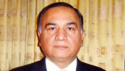 Nasir Khosa refuses to take charge as Punjab's caretaker CM