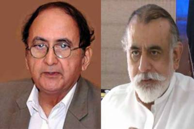 PTI suggests Nasir Durrani, Hassan Askari's name for caretaker Punjab CM
