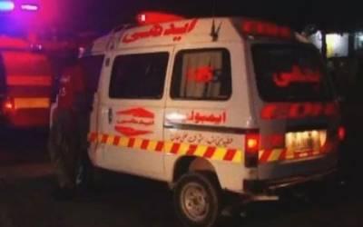 Seven dead, 30 injured as over speeding bus overturned in Nankana Sahib