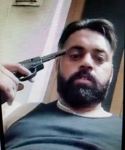 30 years old man shoots self, live-streams on FB