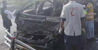 Roadside accident near Attock claims seven lives