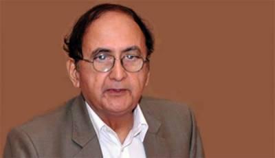 ECP names Dr Hasan Askari as Punjab caretaker chief minister