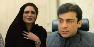 CJP arbitrates between Hamza Shahbaz, Ayesha Ahad to settle differences