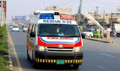 Six killed, 11 injured in Sargodha road accident
