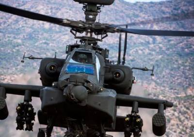 US allows sale of Apache attack helicopters to India