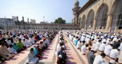 All you must know where Civil and Military leadership offered namaz-e-eid