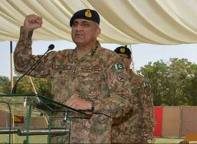 Army Chief celebarates Eid ul Fitr with security forces