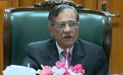 Government should pay heed to water crisis in Pakistan: Chief Justice