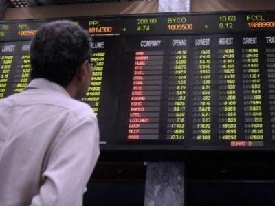 KSE-100 index sheds more than 700 points