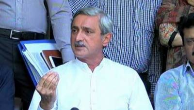 Qureshi should not have discussed party matter publicly: Jahangir Tareen