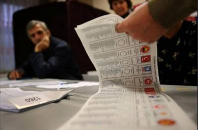 Voting underway in Turkey's elections