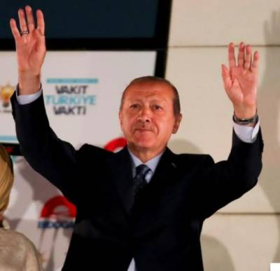 Tayyip Erdogan emerges victorious, extends his grip until 2023