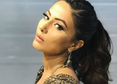 Pics: Hina Khan trolled for bold photoshoot