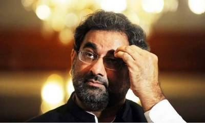 Tribunal rejects former PM Abbasi's nomination papers from NA-57