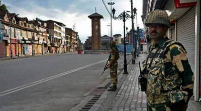 Indian troops martyr five youth in IOK