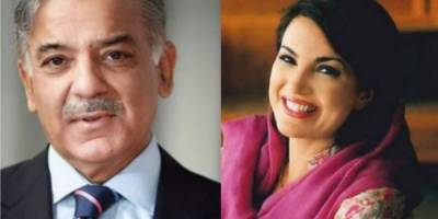 Shahbaz Sharif refuted contacts with Reham Khan
