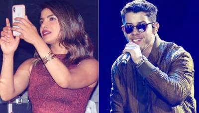 Pics: Priyanka Chopra attends Nick Jonas' concert in Brazil