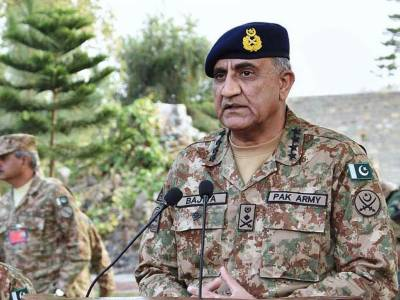 General Bajwa confirms death sentence awarded to 12 hardcore terrorists