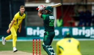 T20I Tri-Series final: Pakistan crush Australia by six wickets