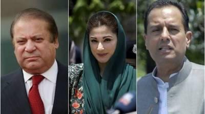 Nawaz, Maryam and Safdar challenge Avenfield verdict in LHC