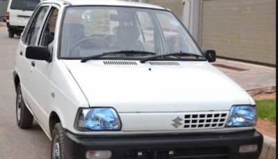Pak Suzuki Motor announces to discontinue Mehran VX