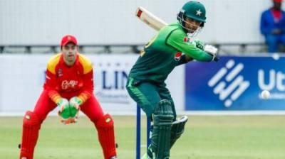 2nd ODI: Pakistan beat Zimbabwe by 9 wickets