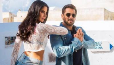 Katrina denies being part of Salman's Bharat