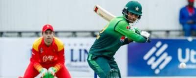 Third ODI: Pakistan defeat Zimbabwe by 9 wickets to clinch series