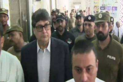 Court extends Fawad Hasan Fawad remand for other 14 days