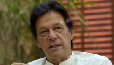 PTI will not make alliance with PML-N, PPP for government: Imran Khan