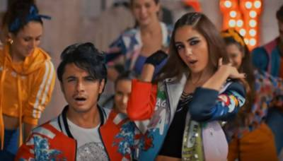 "Ali Zafar's film ""Teefa in Trouble"" set new record of earning"