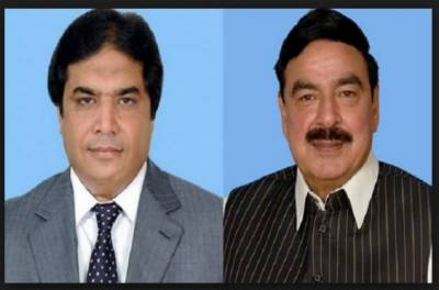 NA-60 poll's delay: LHC rejects Sheikh Rashid's petition