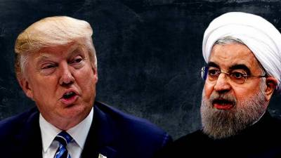 Trump threatens Iran with 'severe consequences'