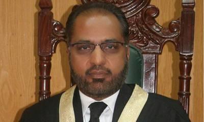 SJC serves show-cause notice to Justice Shaukat Aziz Siddiqui